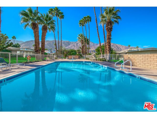 #OpenHouse #PalmSprings Saturday, June 13 11-1pm #WhiteParty 2467 S Madrona Dr Palm Springs, tracy merrigan, real estate, palm springs, bhhs, berkshire hathaway homeservices, mid century, condo for sale, investor, golf course, golf home, investment opportunity, canyon estates, south Palm Springs