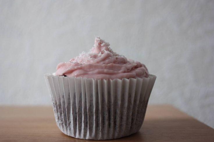 Glutenfria cupcakes som är söta och passar till kalas och fest!