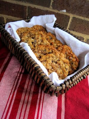 Lemons and Lima Beans: laura bush's texas governor's mansion cowboy cookies
