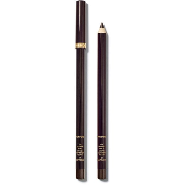 Tom Ford Eye Defining Pencil (100 BRL) ❤ liked on Polyvore featuring beauty products, makeup, eye makeup, eyeliner, pencil eyeliner, pencil eye liner, eye pencil makeup, tom ford and tom ford eye makeup