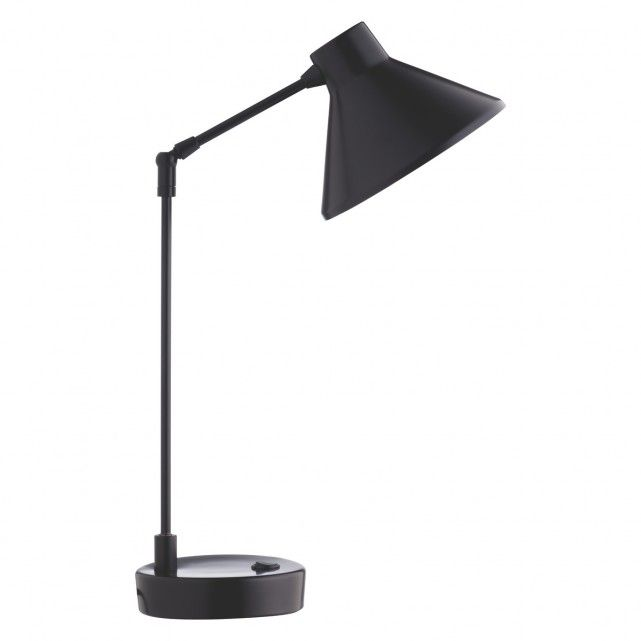 Best 25+ Black desk lamps ideas on Pinterest | Traditional office ...