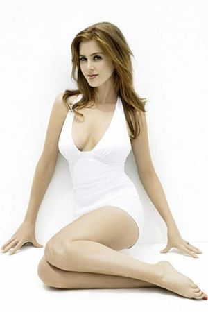 Isla Fisher in Either a Bikini... is listed (or ranked) 1 on the list The 40 Sexiest Isla Fisher Pics of All time
