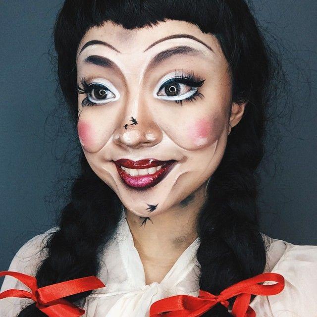 Best 25+ Annabelle makeup ideas on Pinterest | Metallic makeup ...