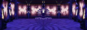 (SGA) Wraith Queen throne room 2 by utan77