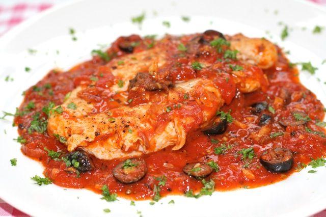 Kip alla Pizzaiola | Het lekkerste recept vind je op AllesOverItaliaansEten