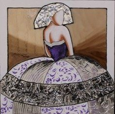 Cuadro menina (bacb005)                                                                                                                                                                                 Más