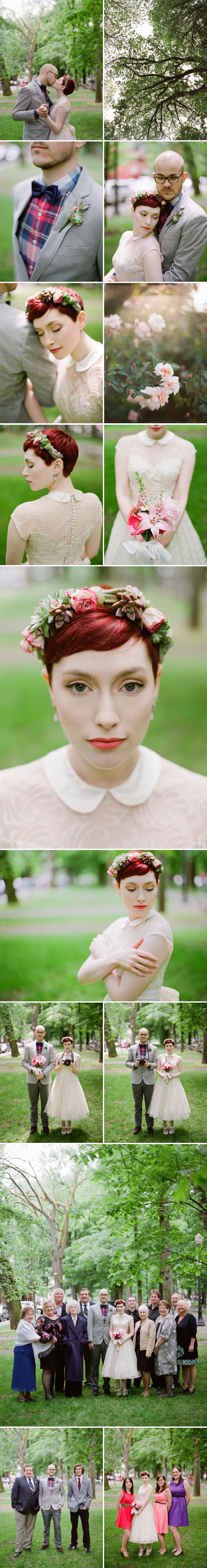 Succulent bridal crown. Stunning color palette. #succulents #wedding