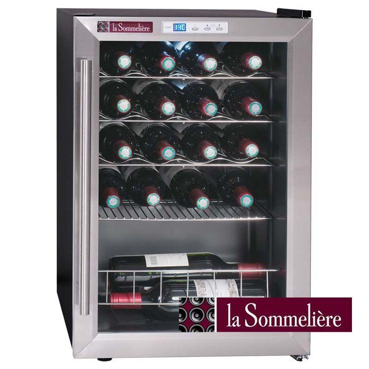 Vinoteca LS20B de 20 botellas. Ver otras vinotecas pequeñas