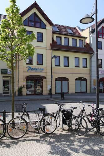 Pension am Markt (***) ALDO MARINO PASQUALE EDOKOPOR has just reviewed the hotel Pension am Markt in Lübben - Germany #Hotel #Lübben