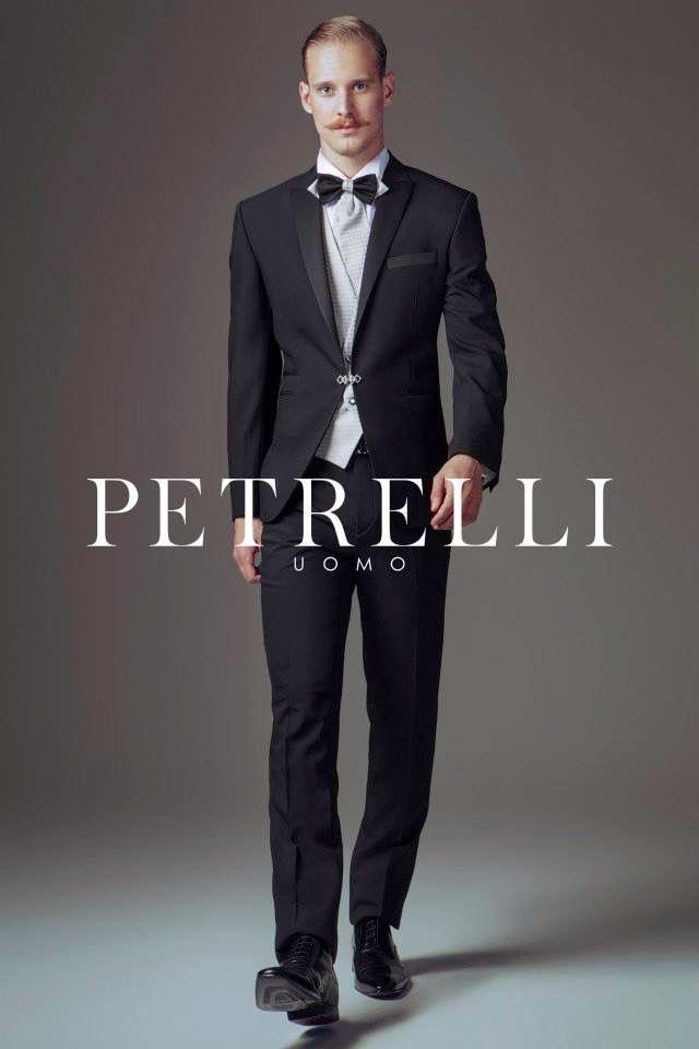 Man suit collection 2015 Petrelli Uomo abito da sposo
