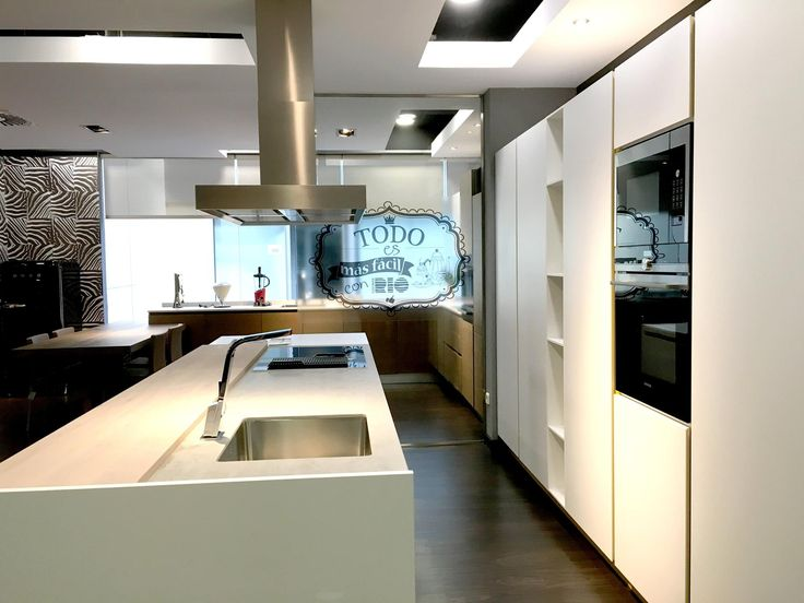 Cocinas Modernas Madrid. Cocinas Cocina Moderna Modelo Lisboa Seda ...