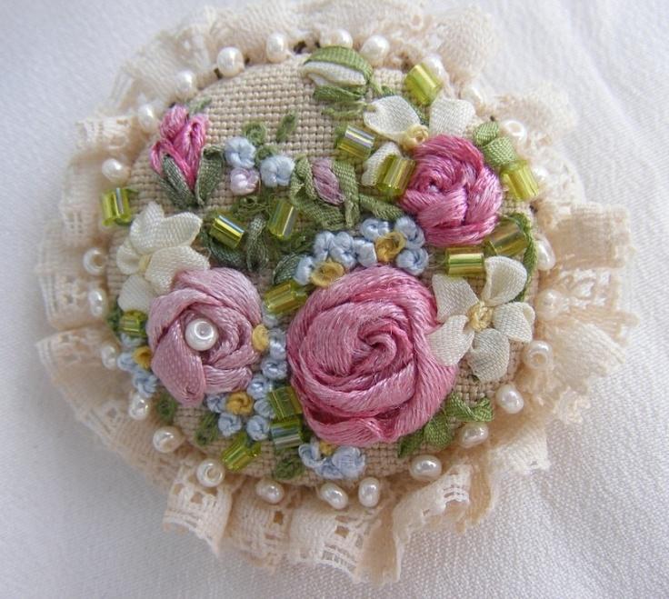 Gallery.ru / Photo # 3 - Ribbons Jewelry - ninatela