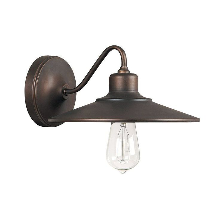 View The Capital Lighting 4191 Urban 1 Light Wall Sconce At LightingDirect