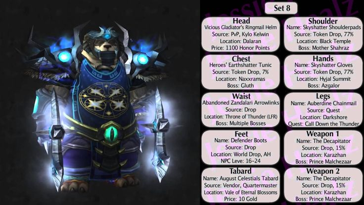 nice Jessiehealz - 10 Badass Shaman Transmog Sets #3 (World of Warcraft)