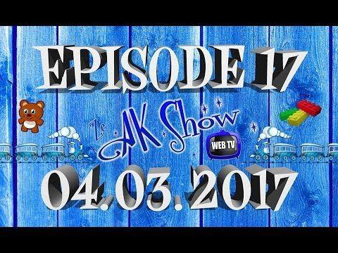Ze AK Show - Episode 17 - Spécial enfants 🎈