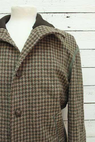 vintage wool coat www.sugarsugar.nl/vintage-heren-kleding-c-54.html