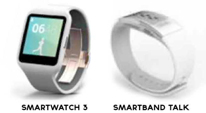 Sony has already had one apparent leak of an unannounced smartwatch in a promo for their Sony SmartBand but the device now dubbed as the SmartWatch...