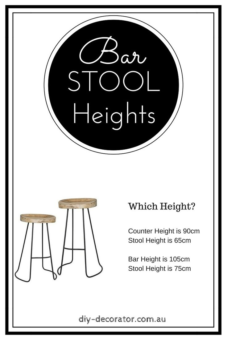Best 25+ Bar stool height ideas on Pinterest