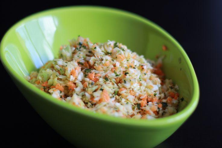 Une recette inratable de Salade thaï au Thermomix sur Yummix • Le blog dédié au Thermomix !
