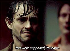 Hannibal Finale / Mizumono / Will & Dr.Lecter