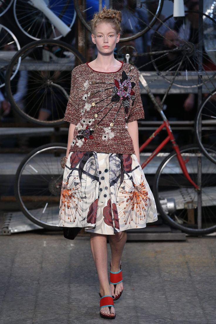 Spring 2015 Ready-to-Wear - Antonio Marras