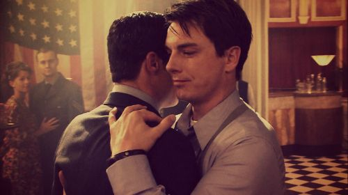 gay lap dance
