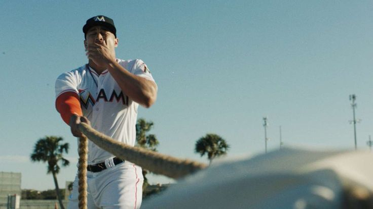 Giancarlo Stanton is strong #THIS