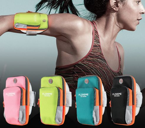 Sport Phone Arm Band – Ecolo.luca