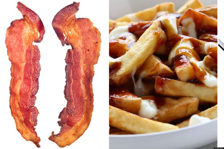 50 Of The Most 'Canadian' Foods: It's Not Just Bacon And Maple Syrup