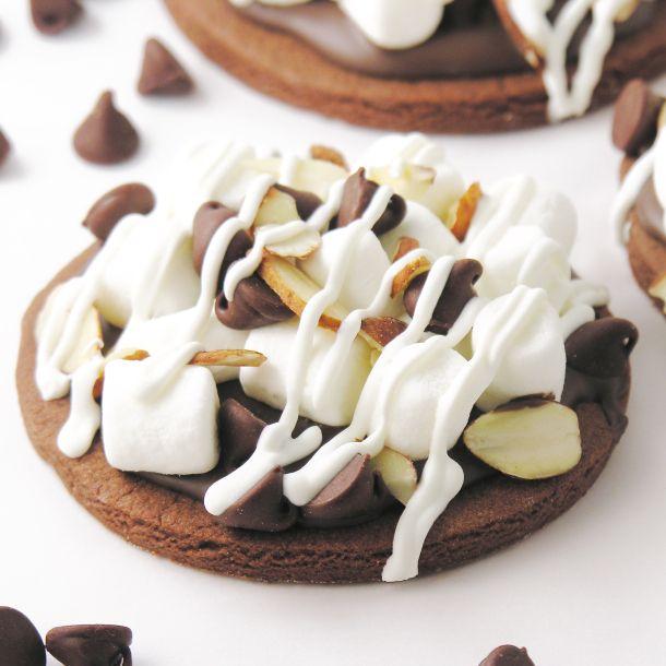 Rocky Road Cookies! | eASYbAKED