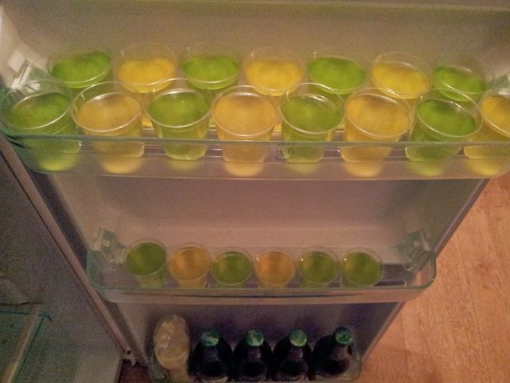 Vinspire: Easy Vodka Jelly Shots - Simples!