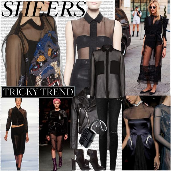 Tricky Trend Sheers