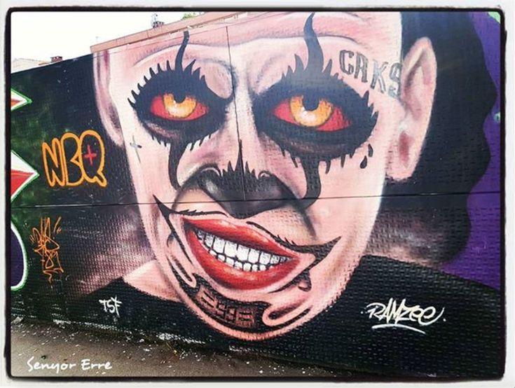 Street Photographer Ramzy: Loko Ramzy In Barcelona, Spain Photo By Senyor Erre