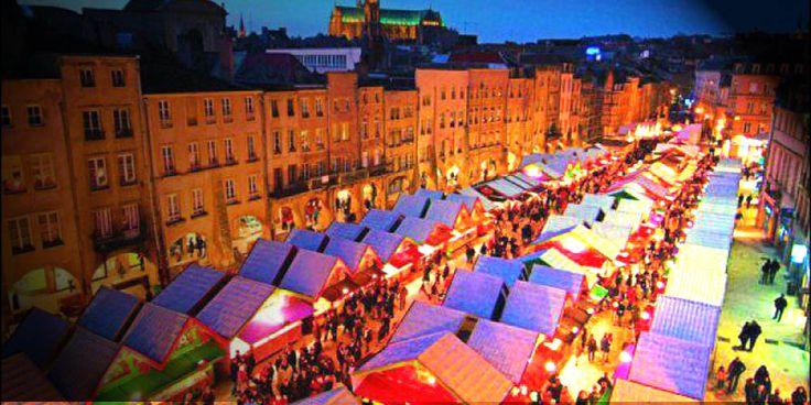 Les marchés de Noêl de Metz ouvrent ce matin ! - http://www.le-lorrain.fr/blog/2016/11/19/marches-de-noel-de-metz-ouvrent-matin/