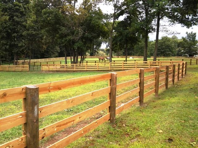 120 Best Horse Fence Images On Pinterest Horse Fence