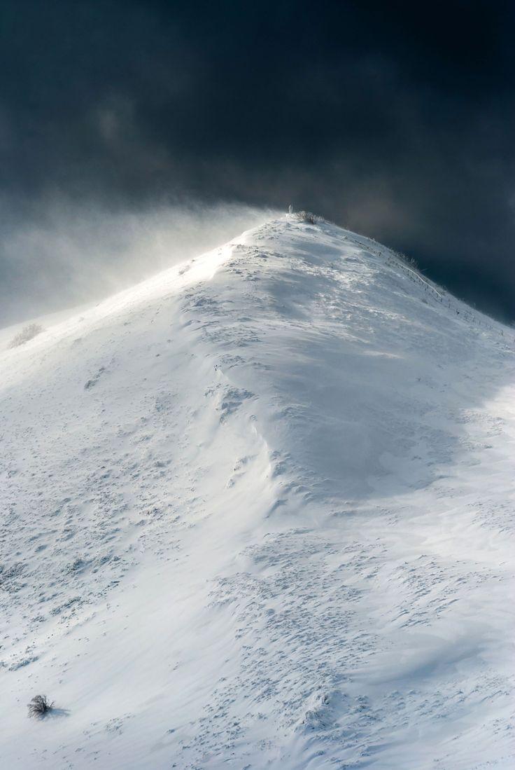 Snow-flurry by Mateusz Kuca on 500px