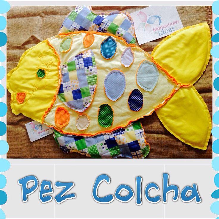 Pez Colcha / fish quilt