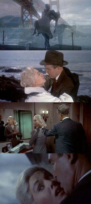 Vertigo, 1958 (Alfred Hitchcock)