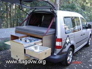 Porters removable (tray, rack, drawer ...). Mogollon photo.