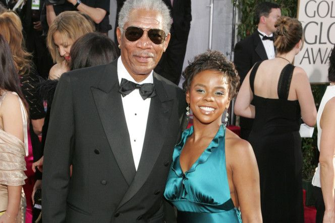 Morgan Freeman's granddaughter fatally stabbed in 'exorcism'