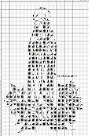 Gallery.ru / Фото #100 - Богородица (схемы) - Olgakam