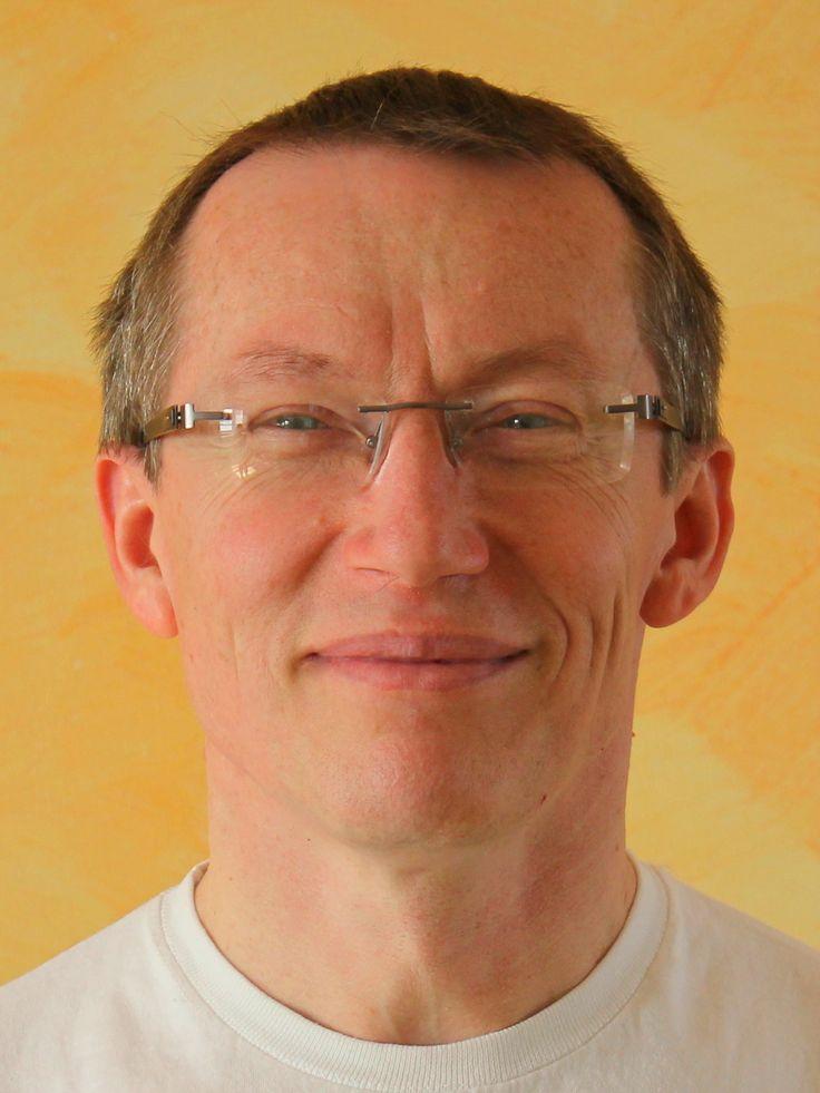 Benke Zoltán Krisna a Kutír Jóga-sziget alapító jógaoktatója.