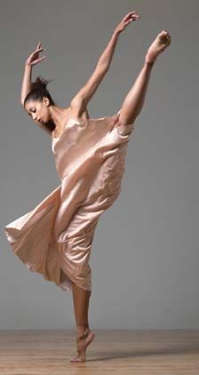 Dance. (This photo: Alvin Ailey)