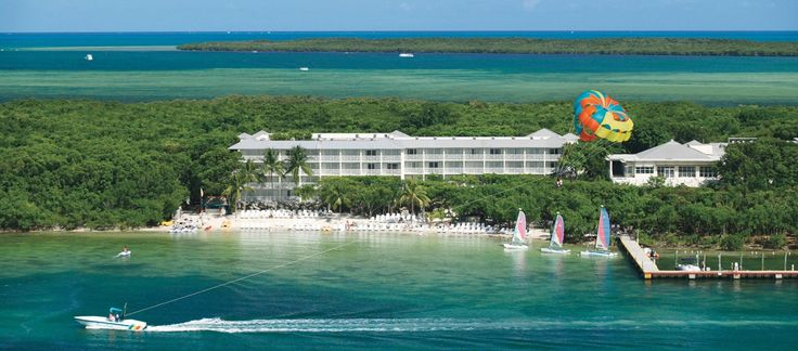 Hilton Key Largo Resort Hotel, Fl - Hotel Exterior