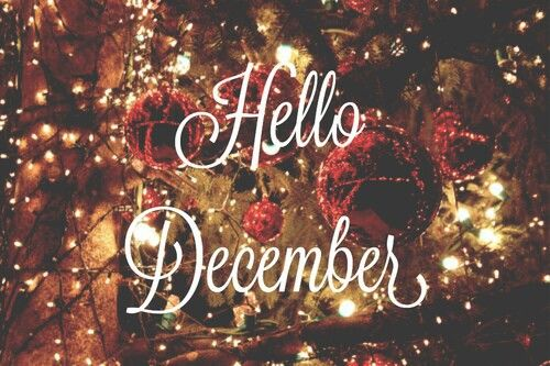 ♡ #hello december,  winter