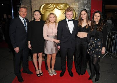Chef Gordon Ramsay says his kids won't get his $160 million fortune