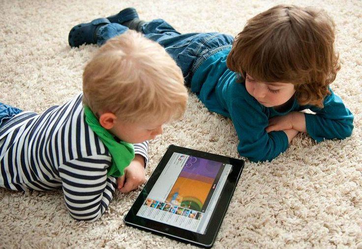 Как цифровые технологии могут изменить мозг ребенка » Женский Мир
