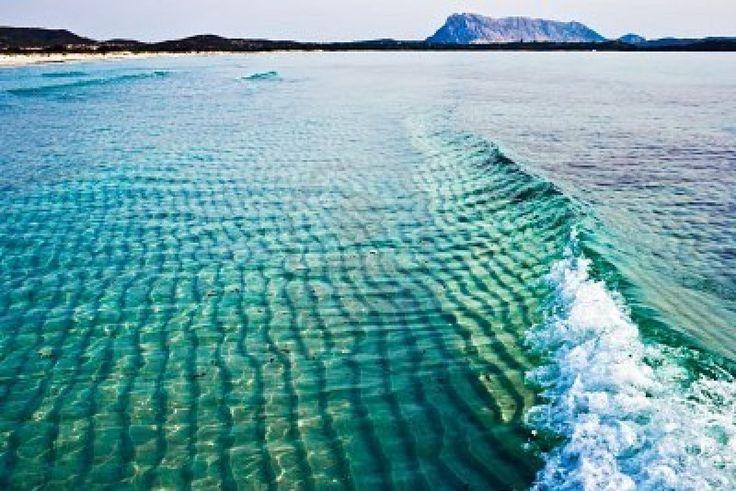 The Majestic Tyrrhenian Sea @ La Cinta Beach, San Teodoro, Sardinia, Italy