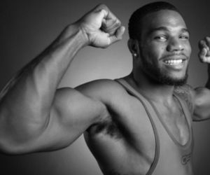 Jordan Burroughs. Wrestling. USA.