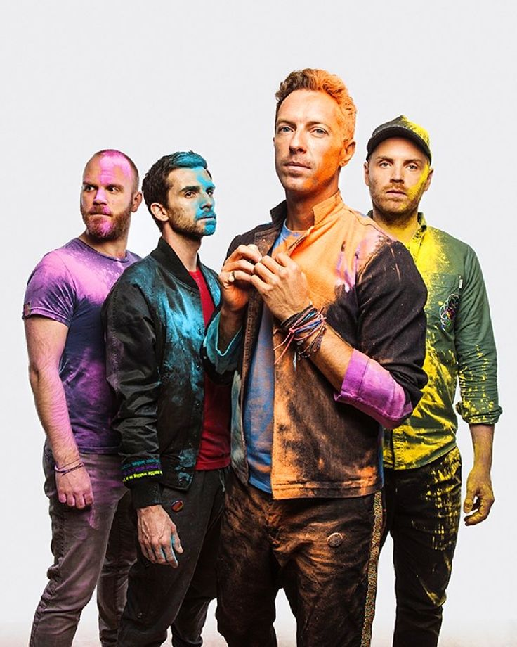 Coldplay ❤️